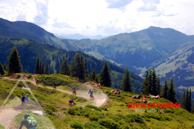 Ride with us - Freeride-Coach